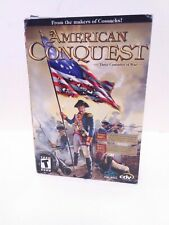 American Conquest PC Game  BOX Complete Tested Fast Shipping