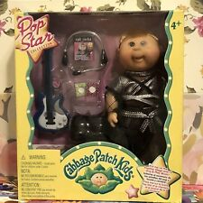 "Cabbage Patch Kids TRU POP STAR 7"" GUITAR DOLL Toys R Us Exclusive Doll - NIB"