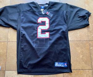 Matt Ryan #2 Atlanta Falcons NFL Reebok On Field Jersey Mens 50- New With Tags