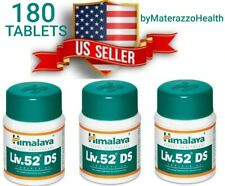 Liv 52 Ds 3X Bottles Himalaya Liver Repair Dyspepsia Cold Stomach problems Usa