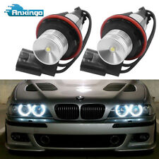 7000K LED Angel Eye Marker Light Bulbs For BMW E39 E60 E63 E64 E53 5 6 7 X3