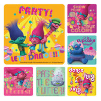 100 DESPICABLE ME 3 Stickers Bulk Party Favors