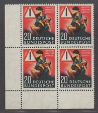 **Germany, SC# 694 MNH VF, Corner Block of 4, CV $58.00