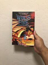 NEW Wings of Fire : The Dragonfly Prophecy GRAPHIC NOVEL by Tui T. Sutherland