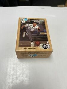 New 1990 Kingpins Bowling Premier Edition 100 Card Set Earl Anthony Dick Weber