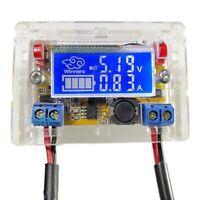 Neues DC DC Einstellbares Step Down Netzteil Modul Spannung Strom LCD T4X8