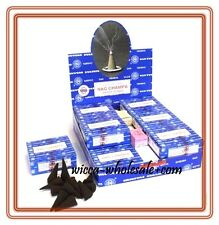 Nag Champa Original Incense Cones: 3 x 12 Packs = 36 Cones Satya Sai Baba FRESH