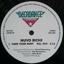 Nuvo Riche / Turn Your Body