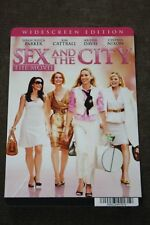 COLLECTIBLE SEX AND THE CITY THE MOVIE MINI POSTER