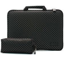 BN 7-Inch Laptop Netbook Handle Case Sleeve Bag Memory Foam Protection CRBK