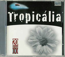TROPICALIA - Millennium - 20 Musicas do Seculo XX -  Brazil - Original