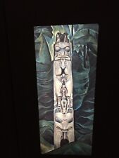 """Emily Carr """"Totem And Forest"""" Canadian Art 35mm Slide"""