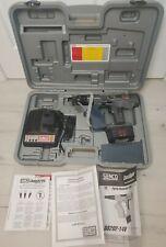 Senco Duraspin 144v Ds202 14v Cordless Drywall Screwgun 1 Battery Amp Charger
