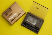 Nikon N90 N90s F90 F90s F90d | Focusing Screen | Type E | NEW Old Stock