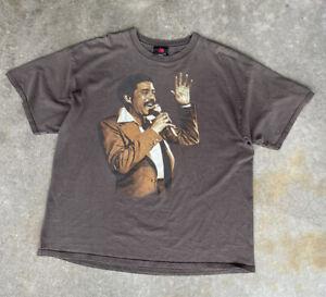 Zion Rootswear Vintage Richard Pryor Short Sleeve Tee T-Shirt Mens Size XL USA