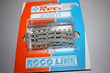 Roco 42601 Schwellenendstück Flexgleis 12 Stück Spur H0 OVP