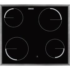 * Zanussi ZEV6041XBA 4-Zonen Ceran-Kochfeld Glaskeramik  Herdgebunden 60cm 6,4kW