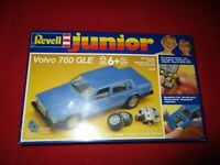 REVELL® junior 6239 Steckbausatz  Volvo 760 GLE NEU OVP