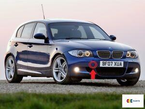 BMW 1 E81 E87 04-11 GENUINE FRONT M SPORT BUMPER TOW HOOK EYE COVER CAP 7837429