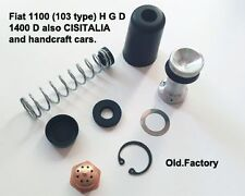 > FIAT 1100 1200 (103) master brake cylinder repair set  NEW RECENTLY MADE