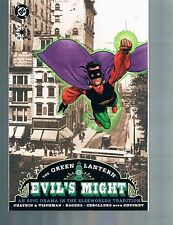 Green Lantern: Evil's Might by Chaykin & Rogers #1-3 PF DC Elseworlds