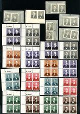 Latin America Stamps # 616-23 Xf Og Nh Lot of 20 Sets Catalog Value $100.00