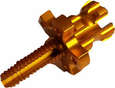 Powerstands Racing PSR Clutch Cable Adjuster (Gold) M8 X 1.25 | 00-02150-23
