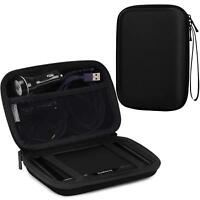 MoKo Protective Pouch Storage Bag ,7in Car GPS Carrying Case Portable Hard Shell