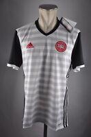 Dänemark Trikot Adidas Gr. S M L XL XXL 3XL Denmark 2016 Away WM EM jersey Shirt