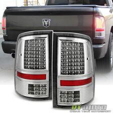 2009-2018 Dodge Ram 1500 10-18 2500 3500 Full LED Tail Lights Lamps Left+Right
