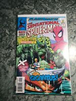 The Sensational Spider-Man 1 and Gigantus! - High Grade - B8-18