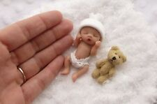 ♡Ooak Newborn Baby *MADE FOR YOU * Full Sculpt  ♡ SUMMER Sale  ♡