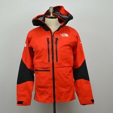 NORTH FACE Men's Summit Series L5 Hardshell JACKET / Red SMALL
