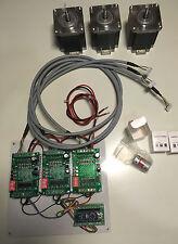 Minebea nema 23 motor PAP TB 6560 cnc grbl olas embrague Arduino robótica