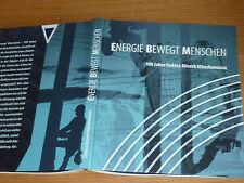 Energie bewegt Menschen EBM 100 Jahre Elektra Birseck Münchenstein BASEL EDF ch