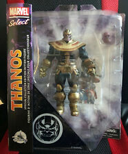 SALE MARVEL SELECT DISNEY EXCLUSIVE THANOS ACTION FIGURE - (NEW) DIAMOND SELECT