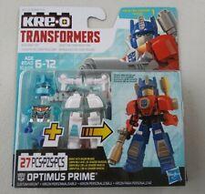 Kre-O Transformers OPTIMUS PRIME Custom Kreon New Hasbro 27pcs Blizzard Strike