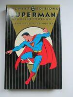 DC ARCHIVES SUPERMAN VOL 1 HC TRUE 1ST PRINT OOP APPEARS NEW UNREAD HTF 1ST