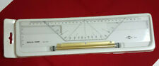 Vintage Alvin 296M 30CM Metric Parallel Glider. Drafting, Drawing Geometry. MINT