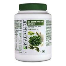 1 kg Amway NUTRILITE All Plant Protein Cholesterol free and Lactose free food
