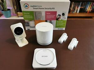 Mydlink Home - D-Link Home Smart Security Starter Kit - Complete