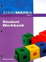 Saxon Math K, Paperback by Larson, Nancy; Fenty-Morrison, Ellen (CON), ISBN 1...