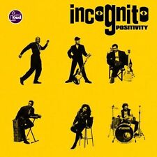 INCOGNITO - POSITIVITY - CD SIGILLATO 1993