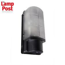 Robus R 60 Bhpc - 04 - 60W Negro Luz al aire libre de ajuste con fotocélula de mamparo