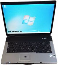 "Medion MD 98100 Notebook | DualCore 2x 1.6GHz | 2GB RAM | 160GB HDD | 17"" WXGA"