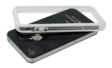 Contour Silicone Bumper Blanc ~ Apple iPhone 4 / iPhone 4S