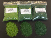 The Green Scatter Flock Set - Mixed Shades Scenery Miniature Grass Wargames Base