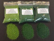 Le vert décoratif floqué Set-Paysage Miniature Modèle Herbe SCENIC Warhammer base