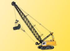 Kibri 11254 Liebherr Crawler Crane with Drag Bucket, Kit, H0