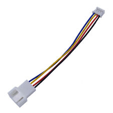 GPU PH2.0 Mini 4Pin to CPU 4pin PWM fan connector extension cable Lead